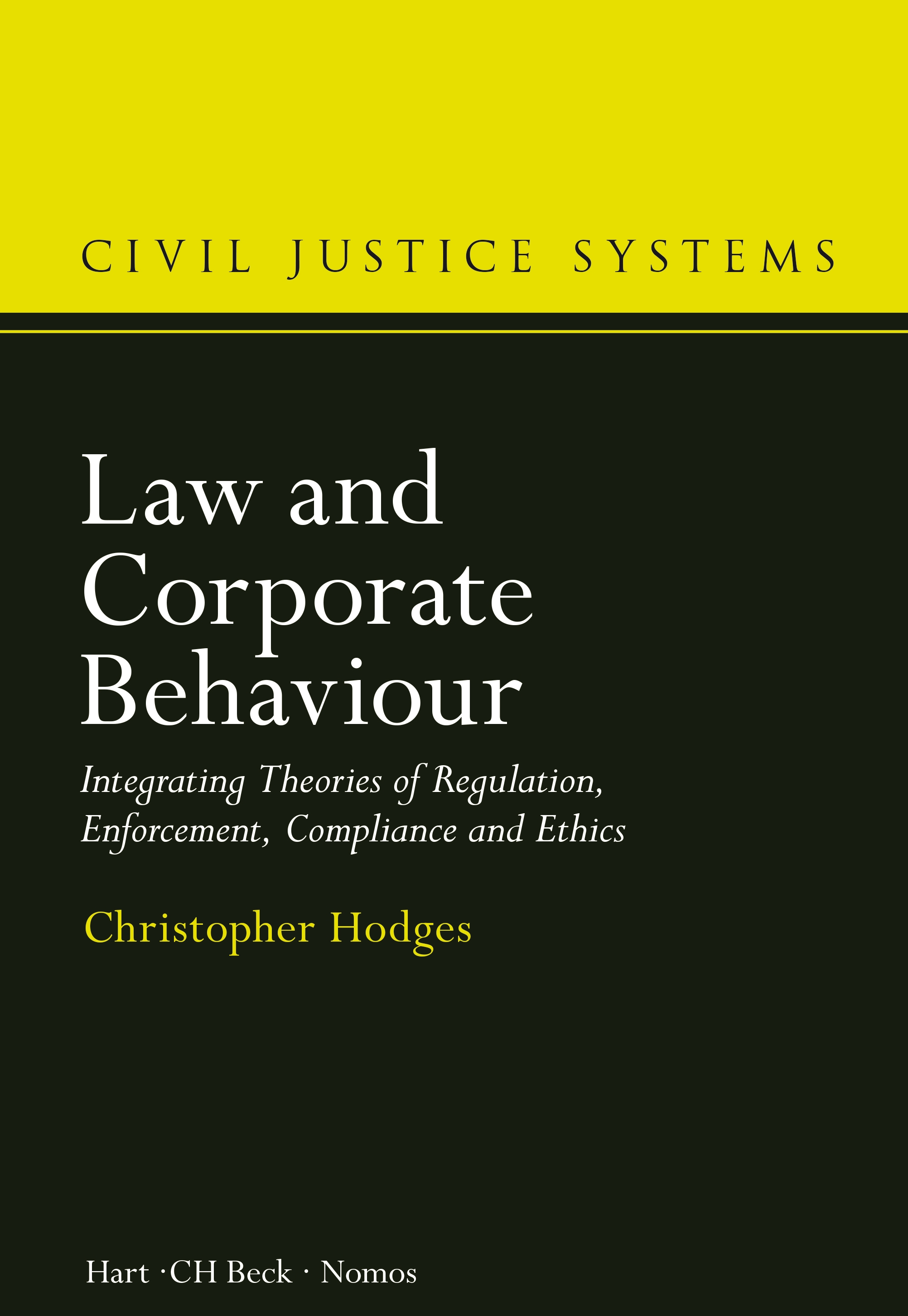 Law and Cooperate Behaviour
